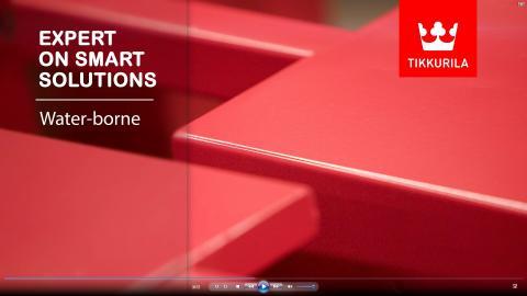 Tikkurila industry video smart solutions