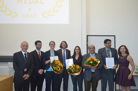 SEAD Global Efficiency Medal prisceremoni