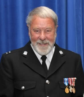New Year's Honour for Special Inspector Ken Avery