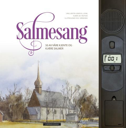 Alf Knutsen: Vil løfte fram salmeskatten og inspirere til mer sang
