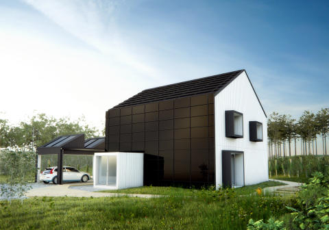 A-hus, Vattenfall och Volvo Personvagnar i unikt projekt: Testfamilj ska leva klimatsmart