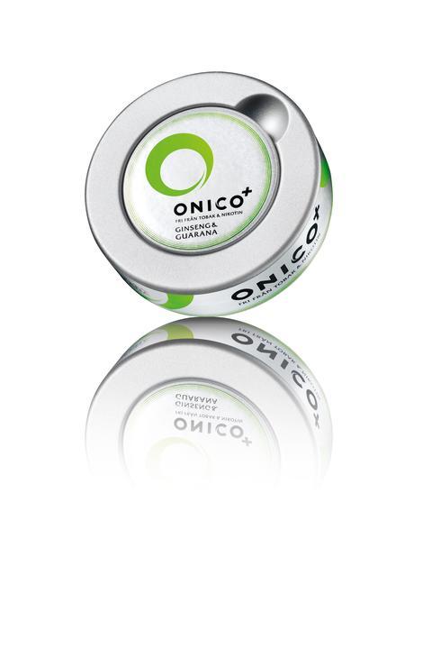 Onico+ Ginseng & Guarana