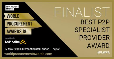 OPUSCAPITA NOMINATED FOR THE WORLD PROCUREMENT AWARDS 2018