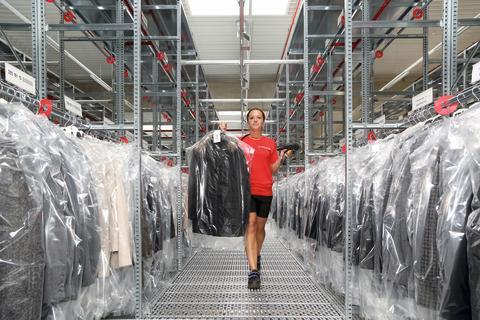 Tanskalainen muotimerkki BON`A Parte on yksi LOXXESS:in uusista asiakkaista