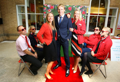 Virgin Trains' travellers are first past the post in Ebor Festival fashion stakes