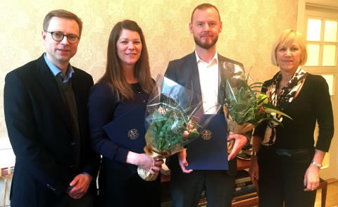 MBA-stipendiater ska stärka svensk konkurrenskraft