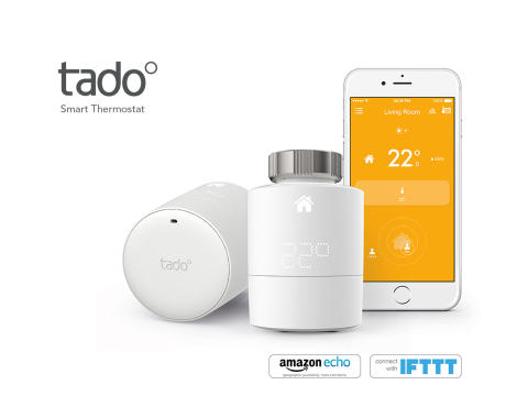 EET Europarts enters the Smart Home business and adds Intelligent Heating products from European market leader tado° to the portfolio