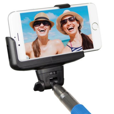 Succé för selfiepinnen