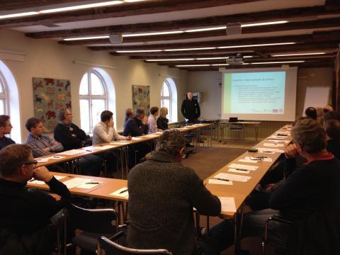 Malmö ledstjärna inom energieffektivisering
