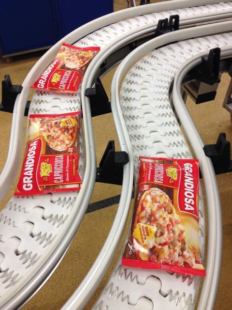 Grandiosa Minipizza