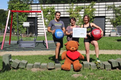 CrossFit Leipzig lebt den Community Gedanken: Mitglieder sammeln für Bärenherz