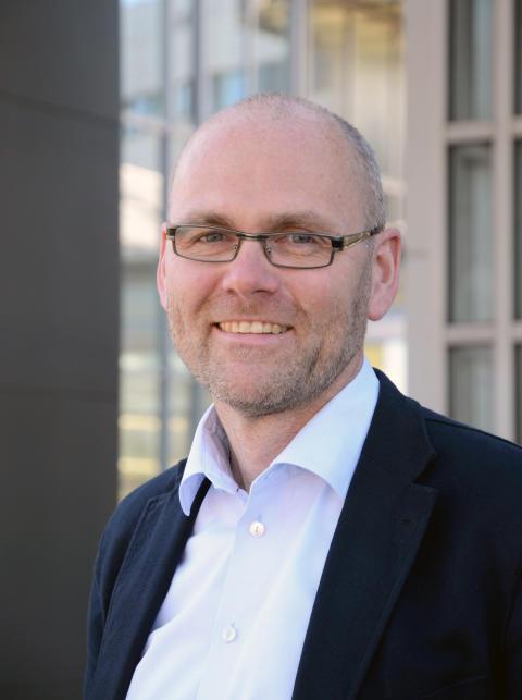 Thorsteinn Rögnvaldsson, professor i datavetenskap inriktning maskinlärande