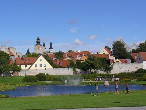 Brottsligheten fördubblas på Gotland under sommaren