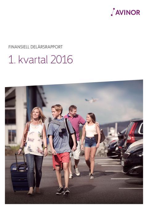Avinor Q1 Rapport