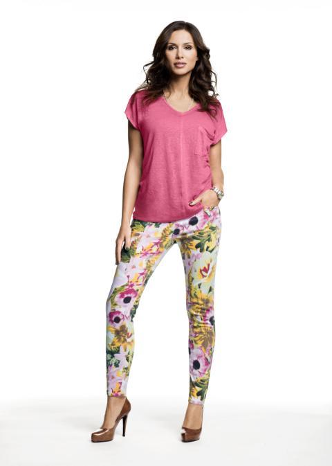 Blomstrete bukser vår 2013