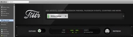 Sony Music lanserer Spotify-appen Filtr – spillelistegeneratoren med en sosial vri