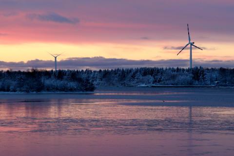 Förnybar energi vinner över kolet