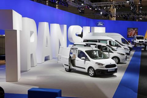 Ford har nå et bedre nyttekjøretøyprogram enn noensinne.