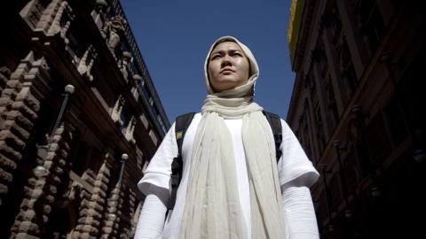 UR-serie om den afghanska sittstrejken