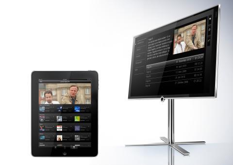 Loewe VideoNet App - Smart åtkomst av filmklipp från nätet
