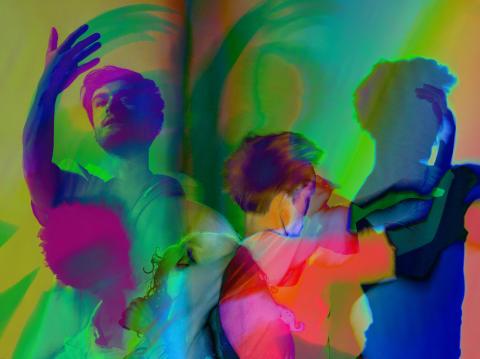 Ben Wright sätter ljuset på färgerna i Spectrum