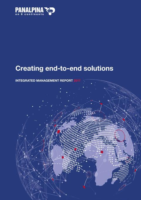 Panalpina Integrated Mananagement Report 2017