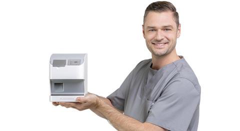 New Planmeca ProScanner® 2.0 imaging plate scanner
