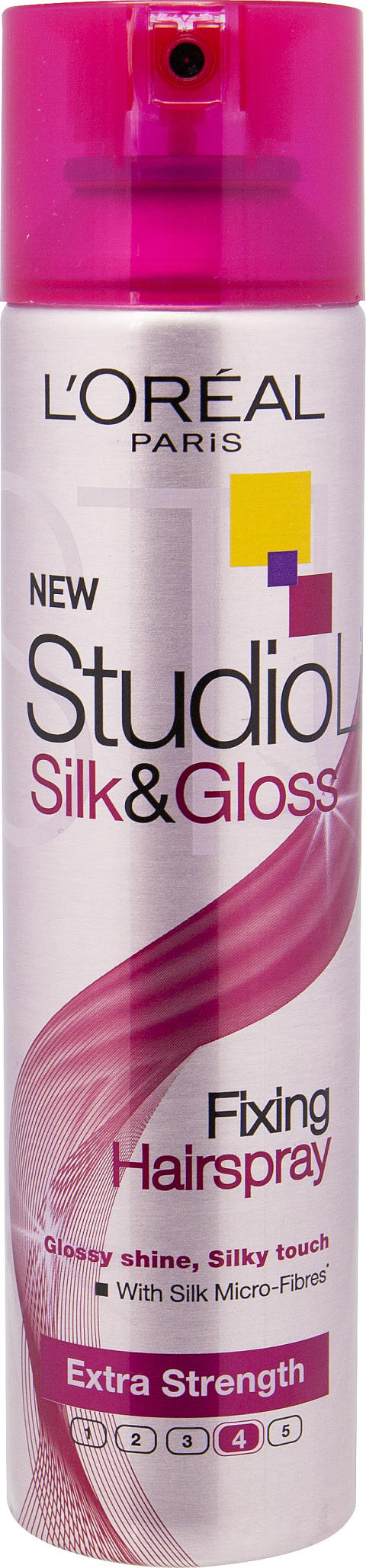 Studio Line Silk & Gloss Fixing Spray