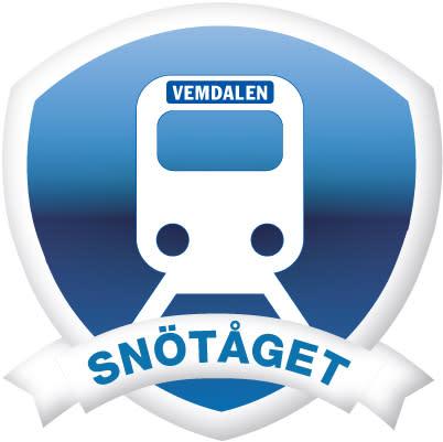 Första Snötåget stor succé!