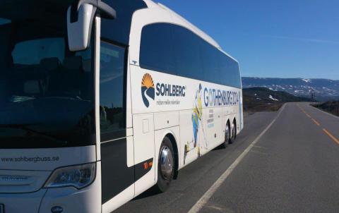 Sohlberg stolt transportpartner till VM i innebandy 2014