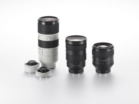 Новый бренд объективов G Master™ с байонетом Е от Sony