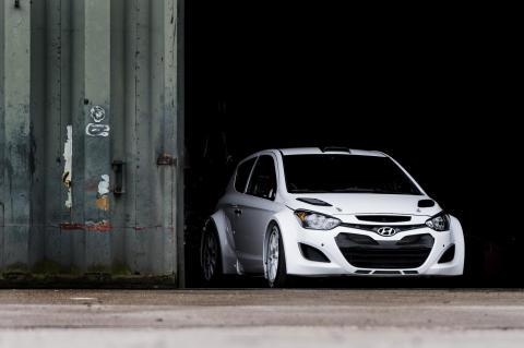 Hyundai Motorsport lanserar Thierry Neuville  som försteförare i sin WRC-satsning