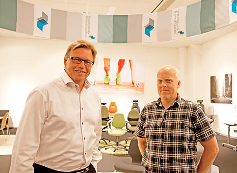 Scandinavian Business Seating investerar i Nässjö