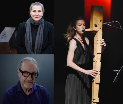 Kent Olofsson, Anna Petrini och Karin Starre tilldelas konstmusikpriser