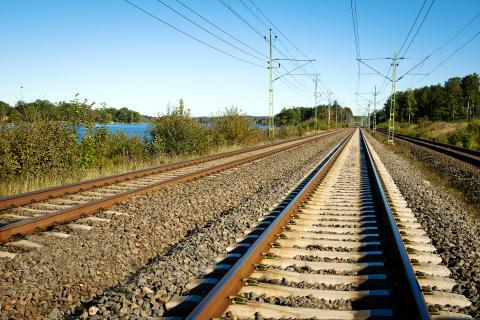 Femårskontrakt på järnvägssliprar i betong till Abetong