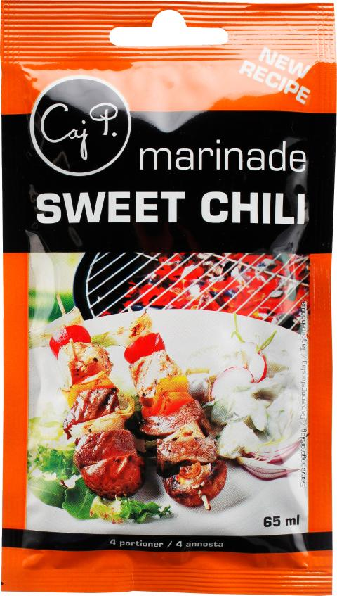 Caj P Marinade Sweet Chili
