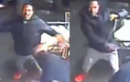 CCTV released in connection with August violent disorder