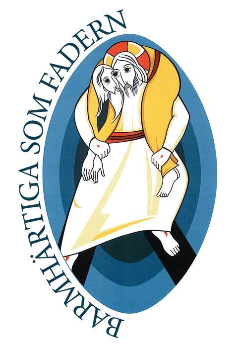 Logotype för Barmhärtighetens år