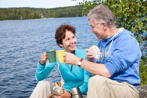 Onni ei takaa naiselle pitkää elinikää