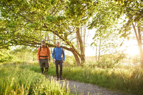 Ny vandring i Sverige – også digitalt