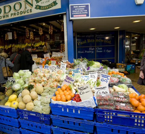 Pretty Nostalgic readers vote Bury Market best in class
