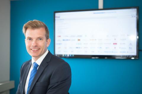 VD-skifte på Rittal Scandinavian bäddar för kundernas digitala utveckling