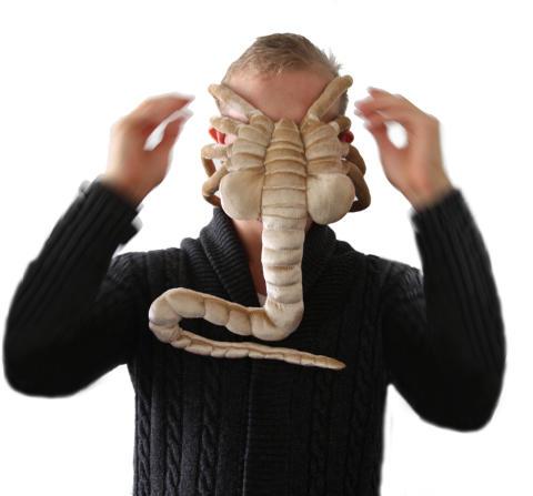 Alien Facehugger Gosedjur
