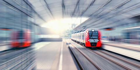 Pressinbjudan: Presentation av rapport om höghastighetsjärnvägen