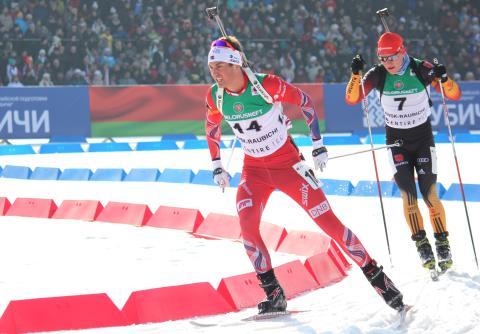 Andreas Kjeverud Eggen jaktstart jr-vm, Minsk