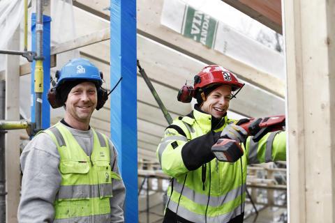 Sh bygg bygger ny verksamhetslokal i Uppsala