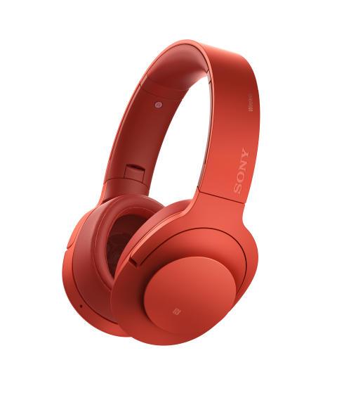 Sony h.ear on Wireless Bluetooth NC-hörlurar