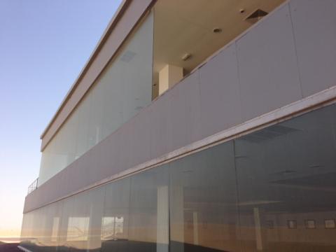Prestigeorder till Kuwait för Hammerglass AB