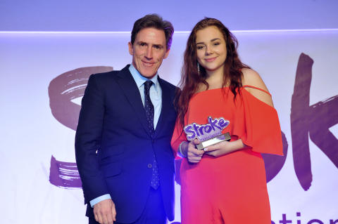 Powys Teen wins national award for Caring