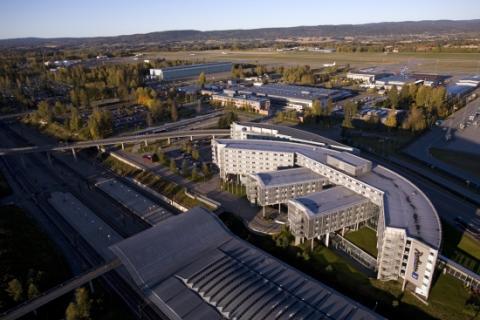 Avinor planlegger salg av hotelleiendom på Gardermoen